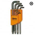 97RTX/SC8 -набор Г-образных ключей Тorx (8 шт)
