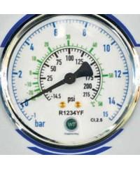 Установка для заправки кондиционеров Simal 1234YF
