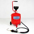 Пневматическая установка для раздачи масла (24 л)
