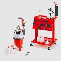 Установки для замены тормозной жидкости