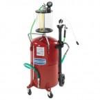 Установка для замены масла с предкамерой (90 литров)