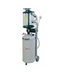 Установка для замены масла с предкамерой HC-3027 (30 литров)