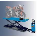 Электрогидравлический подъемник для мотоциклов и мопедов 600 кг