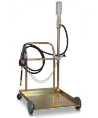 Пневматическая установка для раздача масла