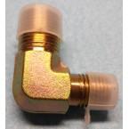Фитинг 90° с цилиндра на удлинитель