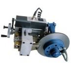 Comec TD302 - Станок для проточки тормозных дисков без снятия