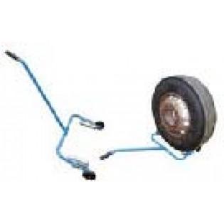Тележка для перевозки колес