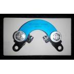 Универсальный адаптер (синий)