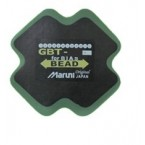 Tire Patch, 60mm, 1 Ply,